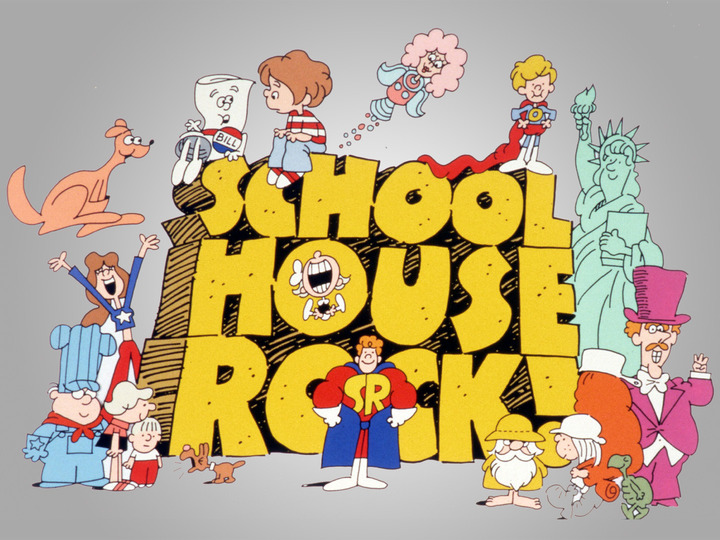 Word play how schoolhouse rock taught us grammar for Old school house music songs