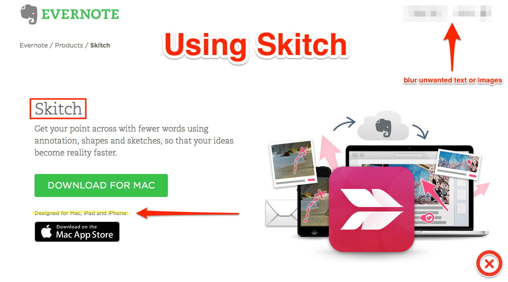 Meta Skitch Example