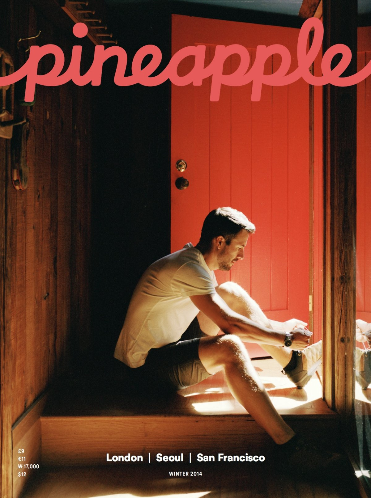 pineapple airbnb branded publication